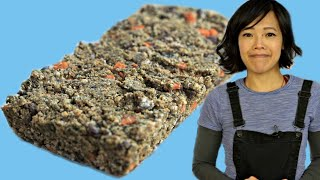 NUTRALOAF - Disciplinary Loaf - prison punishment food - Recipe #1: Illinois
