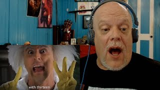 """REACTION VIDEO   """"ERB Of History: Doc Brown Vs Doctor Who"""" - Time Traveling Slugfest!"""