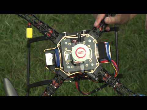 How Do You Build a Do-It-Yourself Drone?