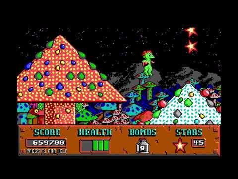 Let's Play Cosmo' Cosmic Adventure - Adventure 2: Levels 4, 5  