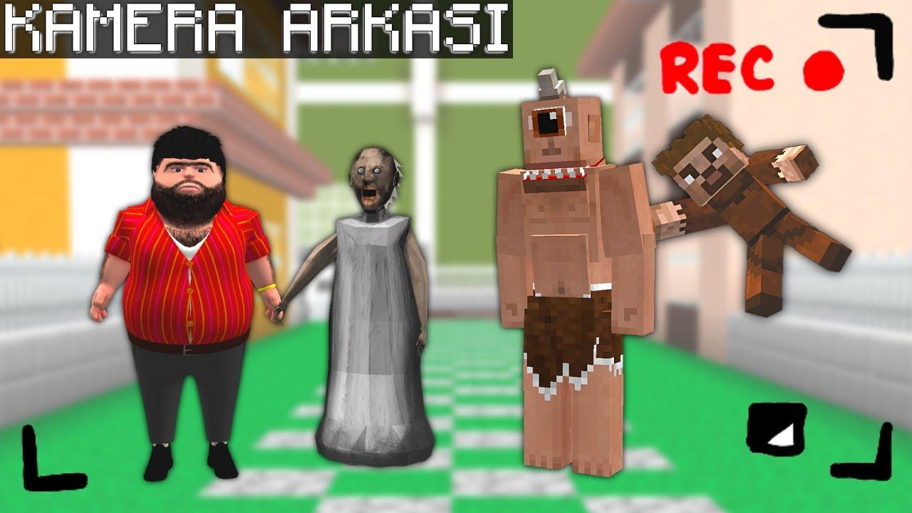 Download MİNECRAFT PARODİLERİ KAMERA ARKASI