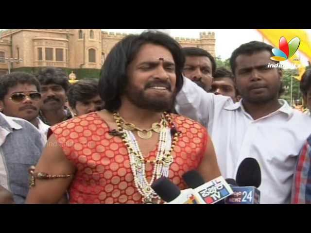 Brahma Shooting Spot | Starrring Upendra | Latest Kannada Movie on Location Travel Video
