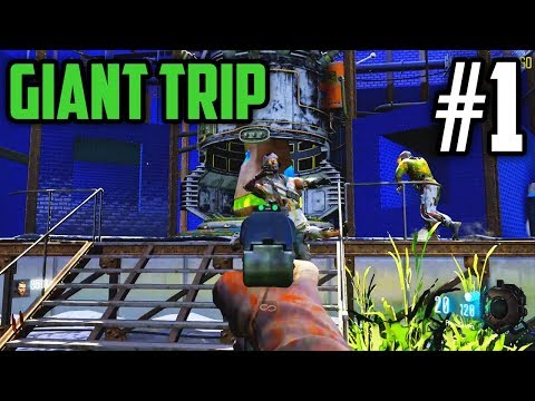 GIANT TRIP - Una The Giant alquanto AMBIGUA! #1 (Call of Duty Zombies BO3) ITA thumbnail