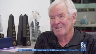 Foley, focused on building desert dynasty