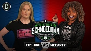 Innergeekdom Tournament:  Cushing VS McCarty - Movie Trivia Schmoedown