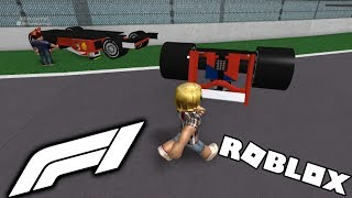 The Future Of Formula 1 - F1 Roblox Edition