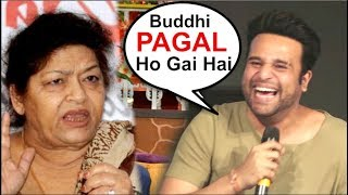 Krishna Abhishek Makes FUN Of Saroj Khan's Controversy On Casting Couch