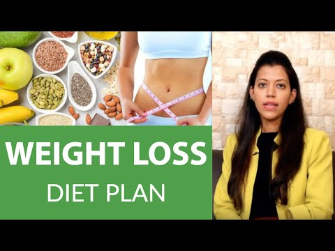 Weight Loss Diet (Hindi)