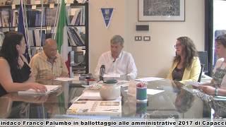 Presentazione Candidato - Italo Voza e Franco Palumbo
