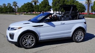 Is the Land Rover Range Rover Evoque Is A Real SUV (w/ Jonny Lieberman) – Daily Fix Free Episode