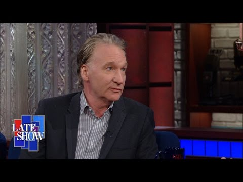 "Bill Maher: ""Police Culture Has To Change"""