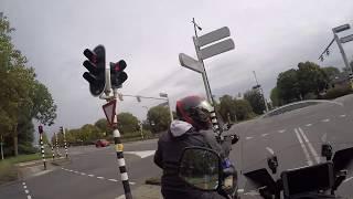 318bikelife #vlog 32 deel 2 test rit motoport uithoorn  tennere 1200
