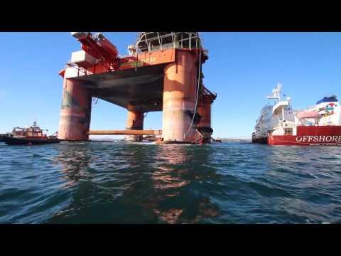 Transocean Winner Smit Salvage