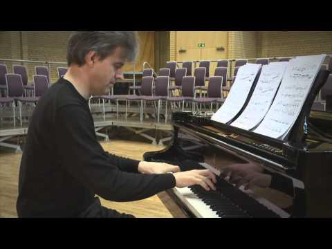 Mark Bebbington on B major