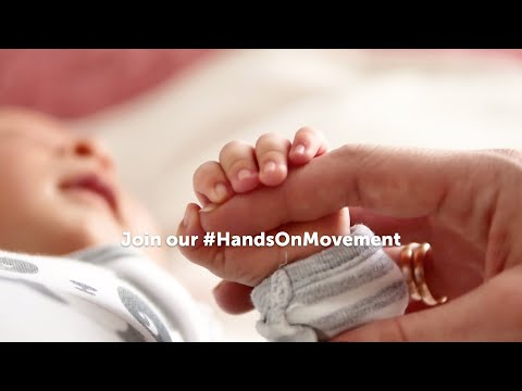 Muse Health Hand Sanitizer Launches #HandsOnMovement