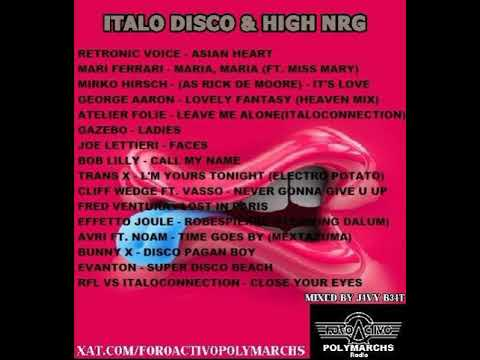 ITALO DISCO & HIGH NRG SEPT 2019