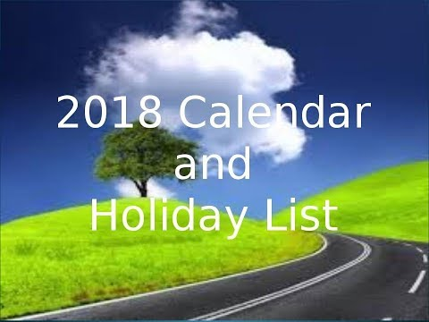 2018 Calendar. Holiday List 2018. India. 2018 Festival Date. Diwali date. Rathayatra Date. Durgapuja