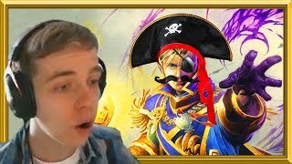 Someone Is Unironically Playing Pirate Priest In Legend