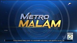 OBB Metro Malam Metro TV (25 November 2020)
