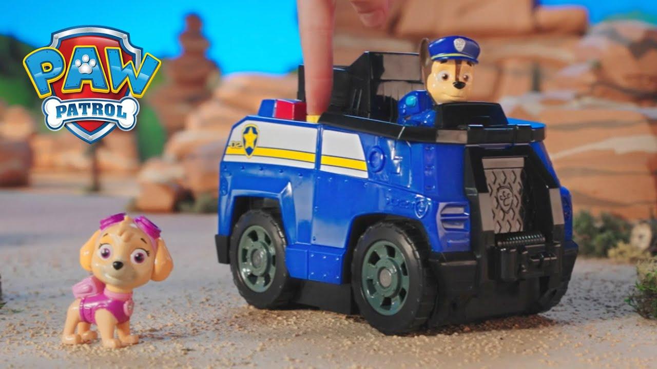 Tlapková Patrola: Dvě záchranná vozidla v jednom! (CZ)