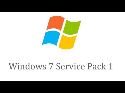 How to install windows 7 service pack 1 youtube for Window 7 service pack 1