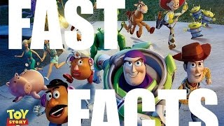 Pixar Fast Facts: Toy Story 3
