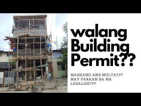 No Building Permit