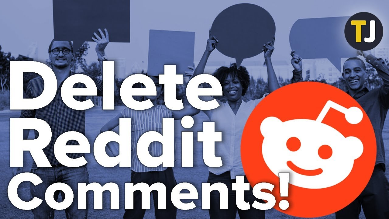 How To Delete All Reddit Comments