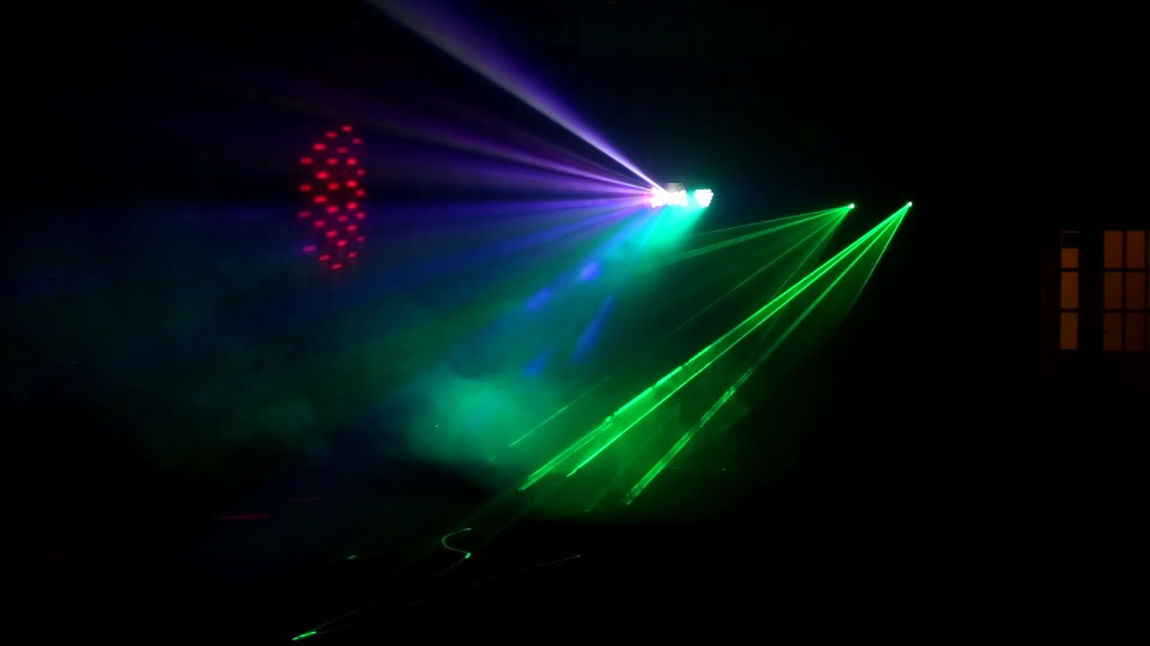 картинка лазер в дыму счастья