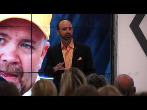 Joe Pulizzi - Keynote - 6 steps to content marketing success