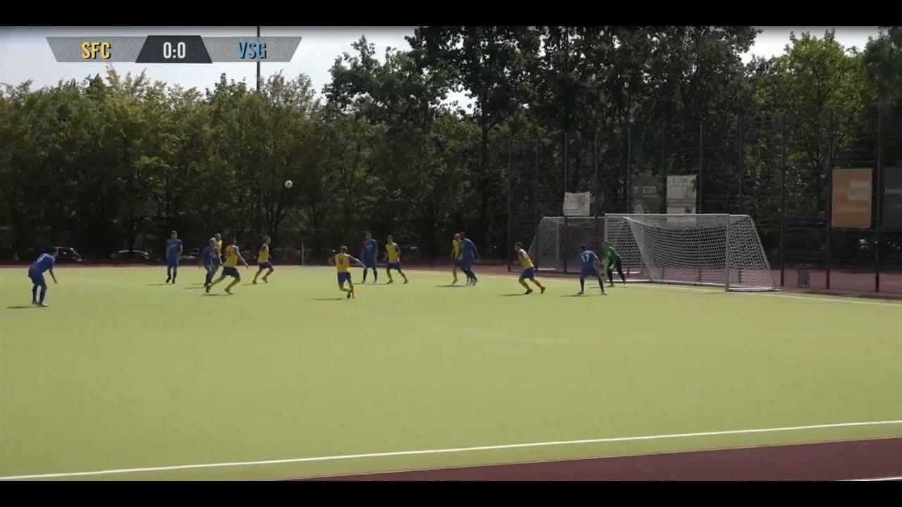 Sfc Stern Vsg Altglienicke Berlin Liga Spielszenen Spreekick Tv