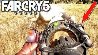 Kosmiczna broń | Far Cry 5 (#18)