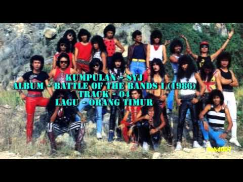 Battle Of The Bands I - 04 - SYJ - Orang Timur