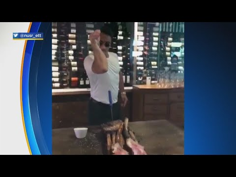 Video Of Celeb Chef Hosting Venezuela's President Nicolas Maduro Draws Criticism