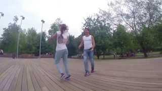 Хастл. Alpha Dance - студия танцев на Таганке