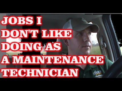 Jobs I Hate Doing In Apartment Maintenance