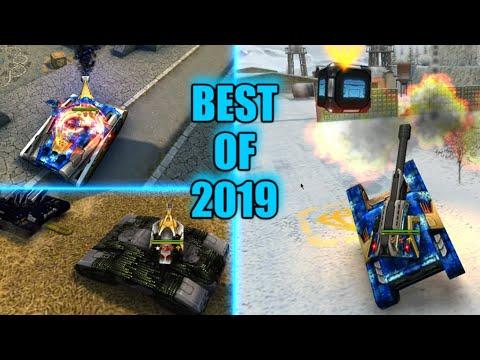 Tanki Online - My Best Of 2019 - TO REWIND 2k19!