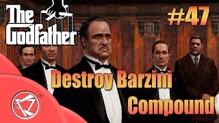 The Godfather Game | Destroy Barzini Compound | 47th Mission