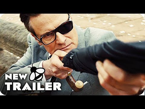 Thumbnail: KINGSMAN 2 Trailer 2 (2017) The Golden Circle