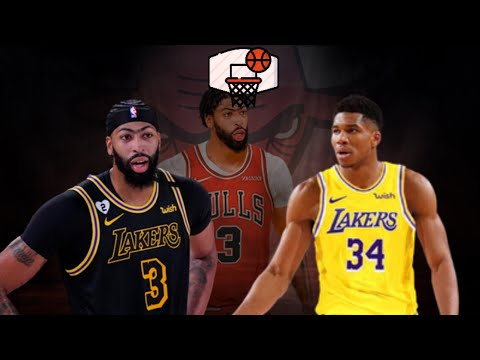 Why Anthony Davis Hasn't Re-Signed With Lakers Yet Ft Giannis Antetokounmpo