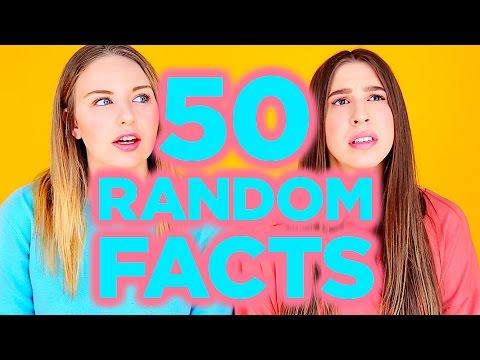 Download Youtube: 50 RANDOM FACTS SUR NOUS   2e peau
