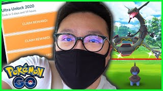DRAGON WEEK ULTRA UNLOCK RESEARCH COMPLETED IN POKEMON GO