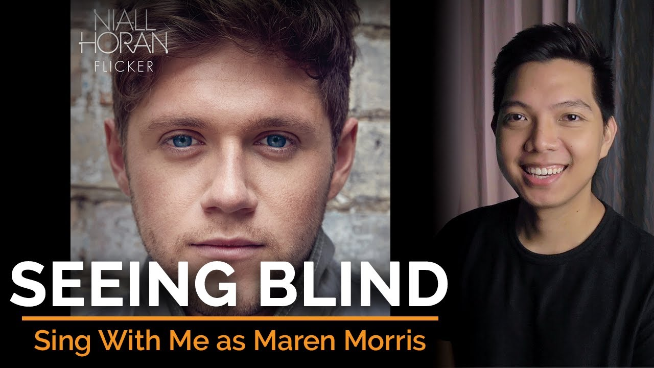Seeing Blind (Male Part Only - Karaoke) - Niall Horan ft. Maren Morris