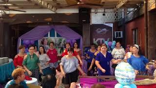 BCHS Batch '74 dance Mambo No. 5