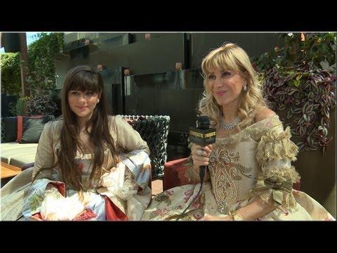 Princesses Marine Audouin & Sophie Audouin-Mamikonian