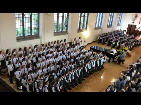 Song of Sharing at Harvest Festival 2016