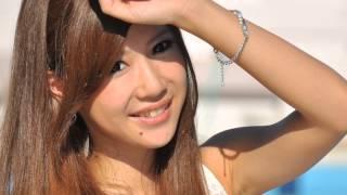 モデルの佐野美由さんを撮影した画像の動画。iMovieで作製。2012.09.15...