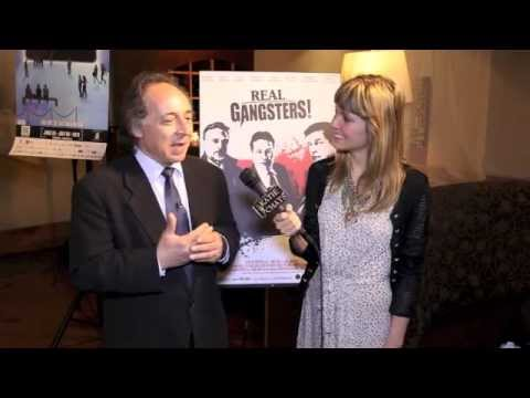 KATIE CHATS: ICFF, TONY ROSATO, ACTOR, REAL GANGSTERS!, ITALIAN CONTEMPORARY FILM FESTIVAL