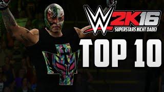 WWE 2K16 Deutsch: Top 10 Superstars, welche NICHT im Spiel sind!