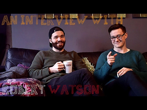 An interview with an Actor: Robert Watson